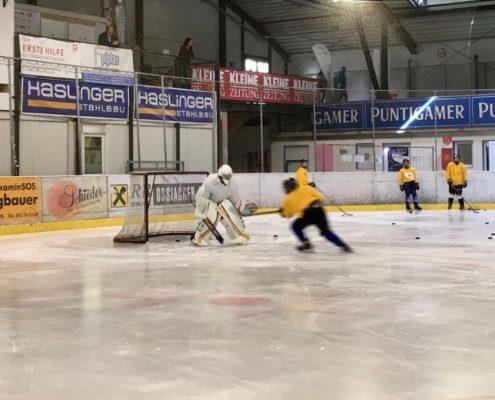 Tormanntraining Hockeycamps