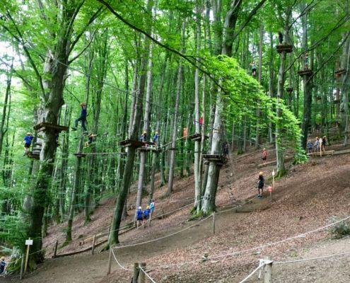 Waldachterbahn Ossiach