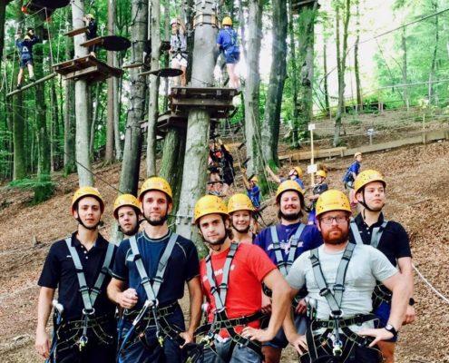 Kletterwald Trainerteam
